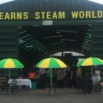 Christmas event at Pearn's Steamworld
