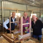 at the Beaconsfield Mens Shed