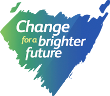 Change for a brighter future